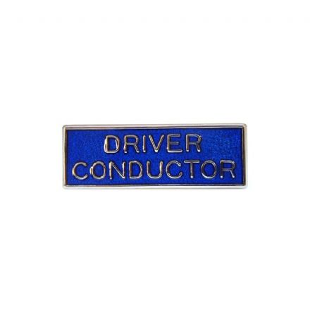 Driver/Conductor
